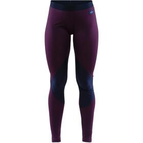 Craft Merino Lightweight Pantalones Mujer, tune/maritime
